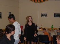 Halloween Party Mernye 2016
